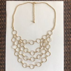 Good tiered necklace